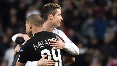 In awe of Cristiano Ronaldo no more – Kylian Mbappe plots ...