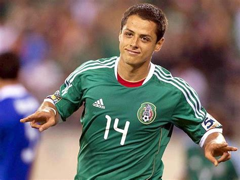 In form Chicharito headlines Mexico's 23 man squad for ...