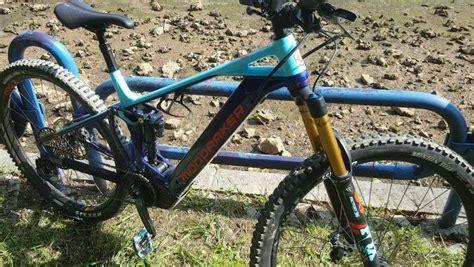 In Gravity Bike   Mondraker Crafty RR 2020