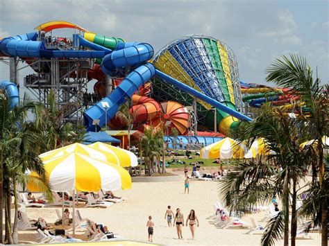 In pictures: Wet n Wild theme park opens in Prospect ...