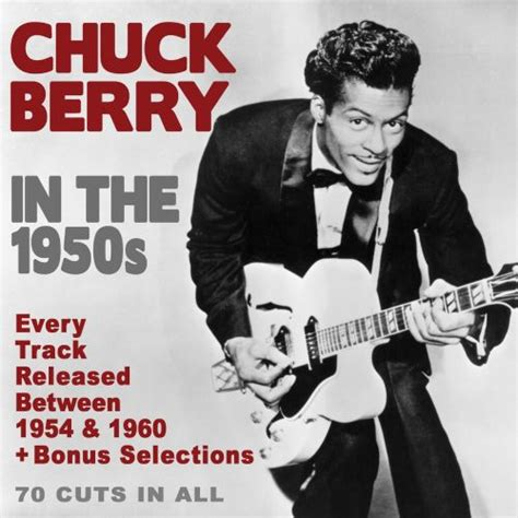 In the 1950s   Chuck Berry | Songs, Reviews, Credits ...