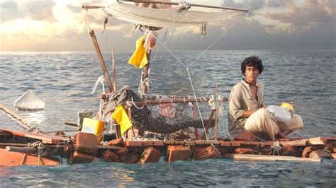 In the Frame Film Reviews: Life of Pi  Theatrical Review