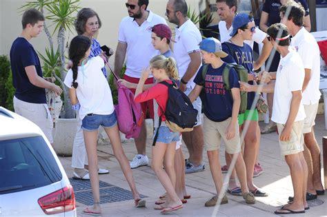 Iñaki Urdangarín y Cristina de Borbón, vacaciones por separado