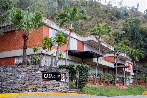 ¡Inaugurada la nueva Casa Club del Caracas Fútbol Club!
