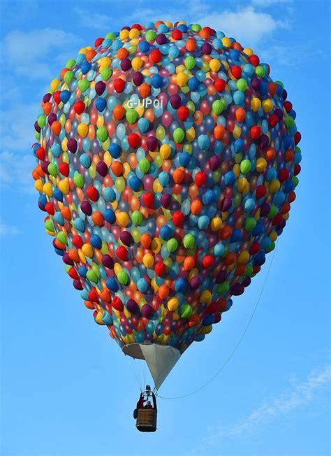 Inauguran festival de globos aerostáticos en Inglaterra ...
