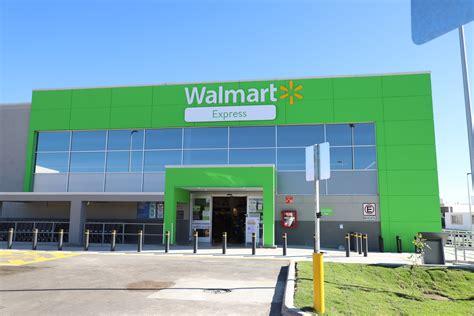 Inauguran la primera tienda Walmart Express en México ...