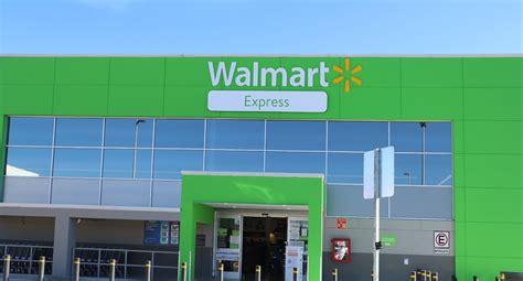 Inauguran primera tienda de Walmart Express en México