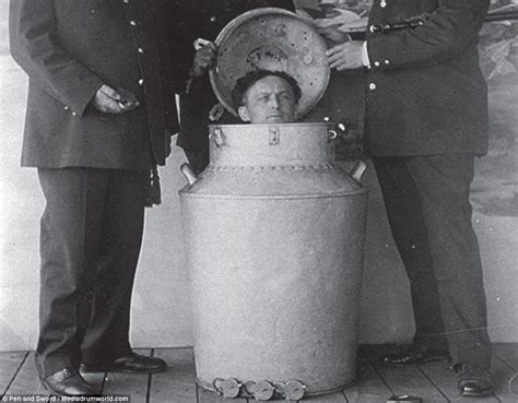 Incredible images of Harry Houdini emerge on anniversary ...