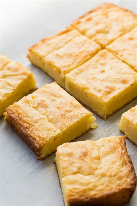 Incredible White Chocolate Brownies • Recipe for Perfection