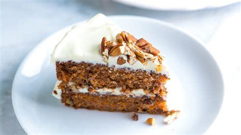 Incredibly Moist Carrot Cake Recipe   Homemade Carrot Cake ...