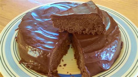 Increíble Pastel Torta de Chocolate Sin Harina ni Azúcar ...