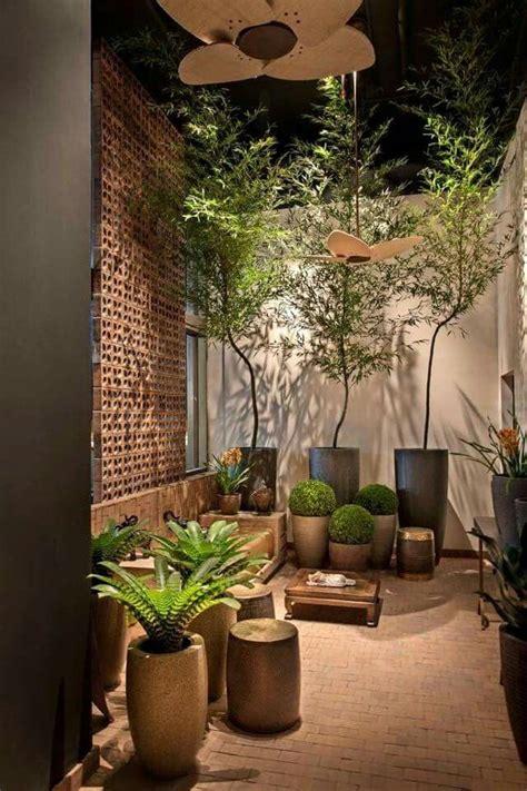 increibles propuestas de jardines interiores 16 ...