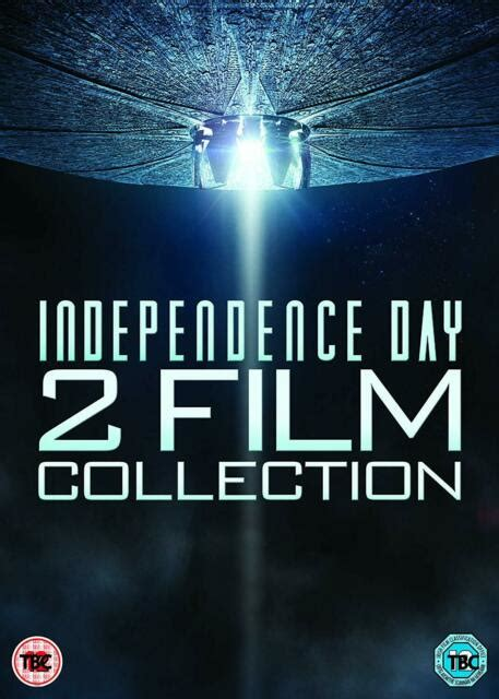 Independence Day 2 Film Collection DVD 5039036077620 for ...
