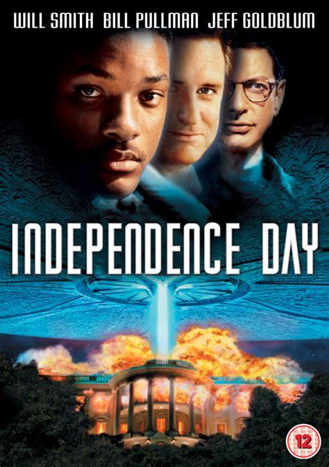 Independence Day DVD | Zavvi