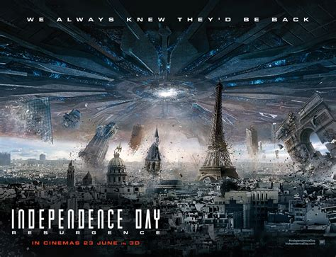 Independence Day: Resurgence   movie review