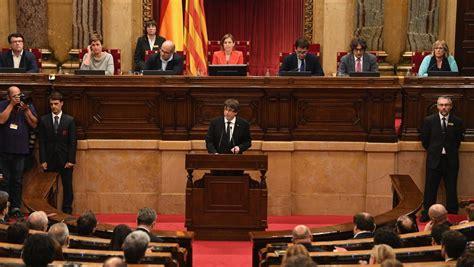 Independencia de Cataluña: Noticias de última hora