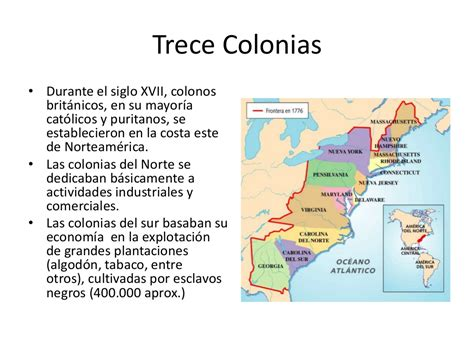 Independencia de las 13 colonias norteamericanas