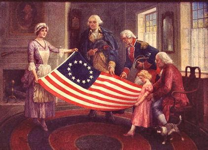 Independencia de los Estados Unidos de América: resumen corto