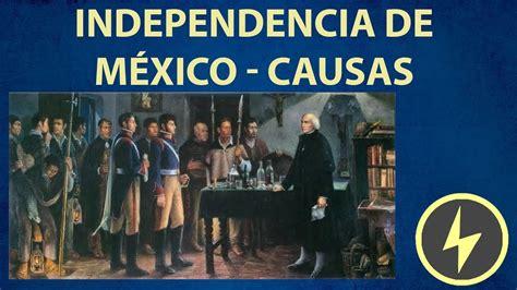 Independencia de México pt. 1 Causas   YouTube