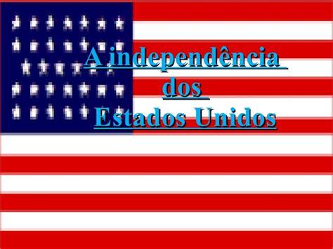 Independencia dos Estados Unidos