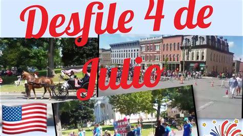 INDEPENDENCIA USA  DESFILE 4 DE JULIO !!!   YouTube