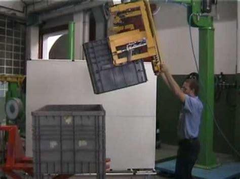 INDEVA Manipulador ingravido para manipular cajas grandes ...