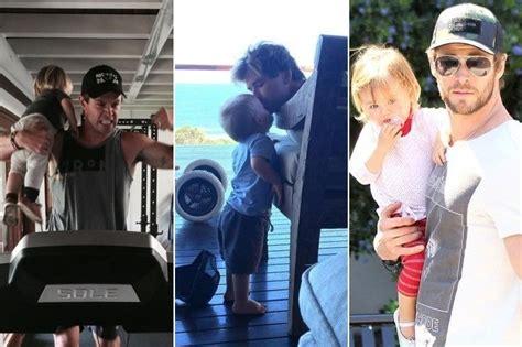 India Rose, Tristan, and Sasha Hemsworth   The Cutest ...