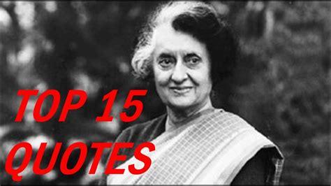 Indira Gandhi Quotes && Popular 15 Saying   YouTube