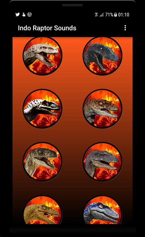 Indo Raptor Sounds for Android   APK Download