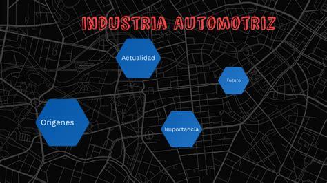 Industria Automotriz by Andrés Rodríguez Reyes