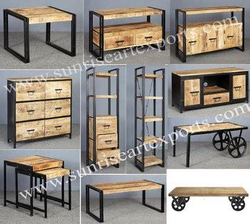 Industrial Vintage Coffee Table Furniture,Industrial ...