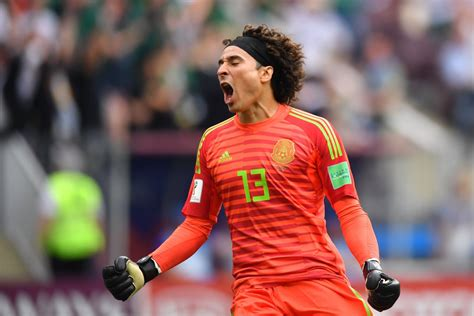 Indy Football on Twitter:  Guillermo Ochoa made 9 saves ...