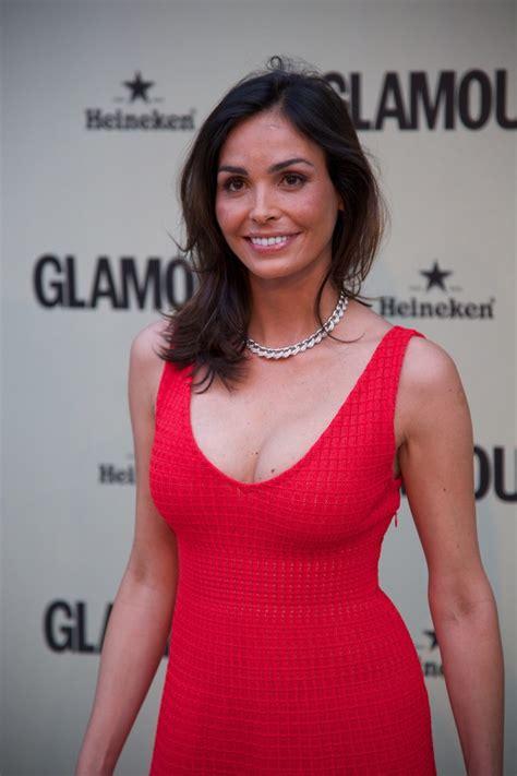 Ines Sastre in  Glamour  Magazine 10th Anniversary Gala ...