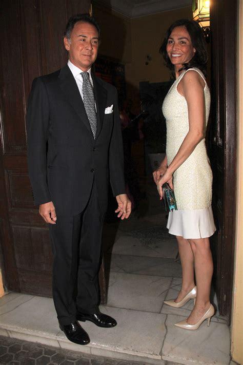 Inés Sastre pasea su noviazgo por el Real de la Feria de ...