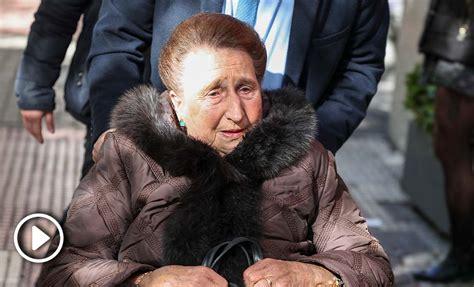 Infanta Cristina | La infanta Margarita se pronuncia sobre ...