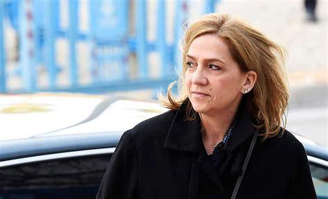 Infanta Cristina   Preocupación por las últimas noticias ...