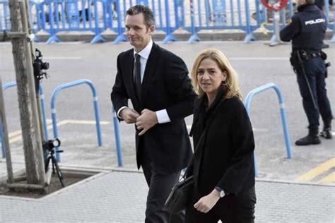 Infanta Cristina: se enfrenta a uno de los peores días de ...