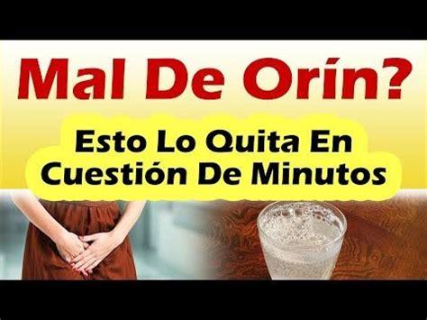 INFECCION URINARIA REMEDIOS CASEROS Como Quitar El Mal De ...