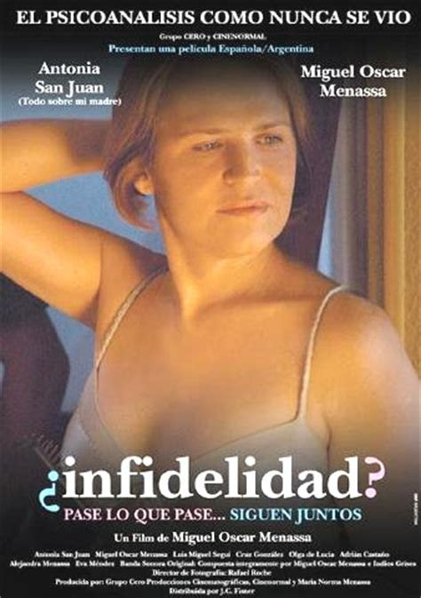 ¿Infidelidad?   Película 2007   SensaCine.com