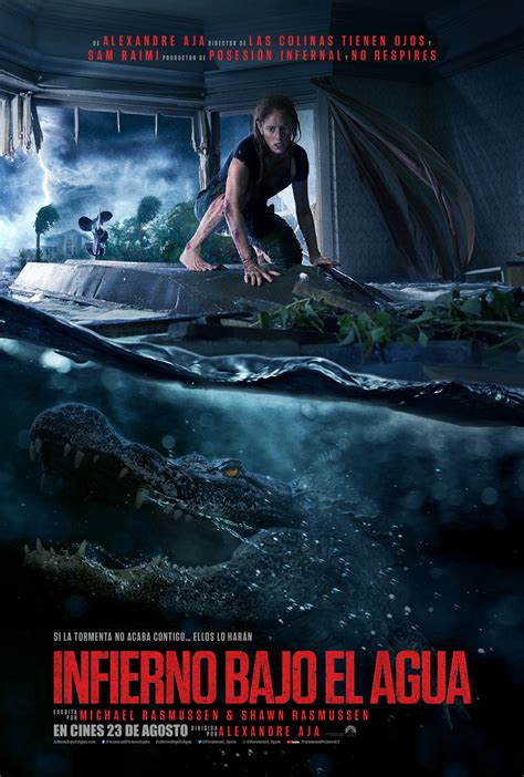 Infierno bajo el agua   Película 2019   SensaCine.com