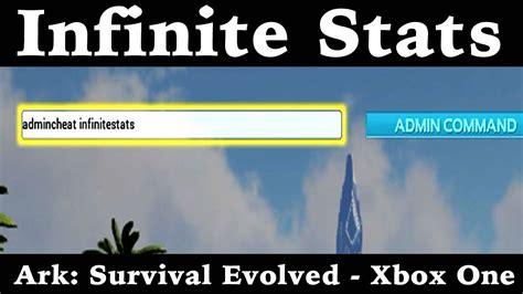 Infinite Stats   Ark: Survival Evolved   Xbox One   YouTube