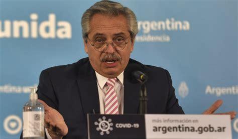 Info Trenel: Alberto Fernández anuncia hoy obras para La ...
