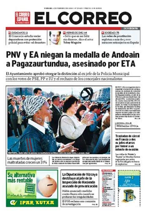 Infoamérica   Los diarios de España   El Correo Español ...