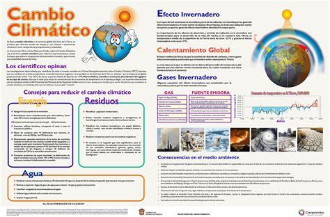 Infografía: Cambio Climático   Contenidos: Definición ...