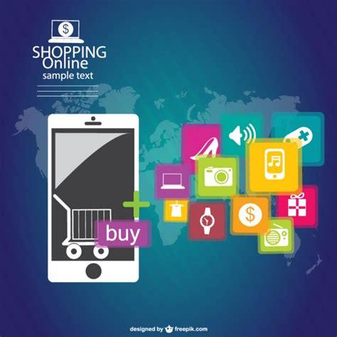 Infografía compras online | Vector Gratis