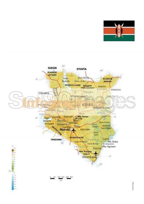 Infografía Kenia | Infographics90