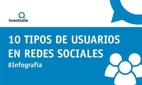 infografia   Tipos de usuarios en redes sociales