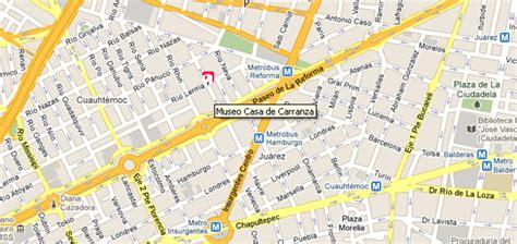 Información al visitante Museo Casa Carranza   INAH ...