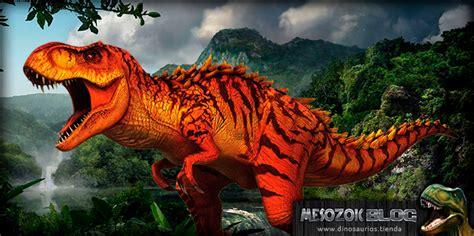 Información sobre dinosaurios | Mesozoic Blog