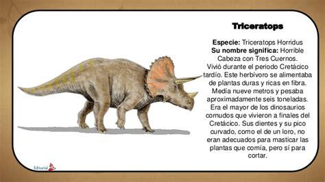 Informacion Sobre Dinosaurios Para Ninos   SEONegativo.com
